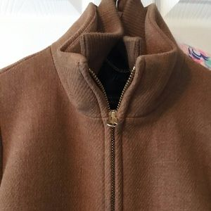 J. Crew Jackets & Coats - J Crew Lodge Coat in Camel, size 6